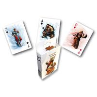 Sakami Merchandise Street Fighter Playing Cards Characters