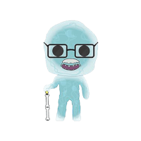 Pop! Vinyl Rick and Morty POP! Animation Vinyl Figure Dr. Xenon Bloom 9 cm