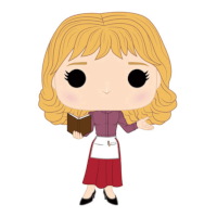 Pop! Vinyl Cheers POP! TV Vinyl Figure Diane 9 cm