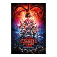 Pyramid International Stranger Things (Season 2) Maxi Poster