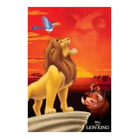 Pyramid International The Lion King (King of Pride Rock) Maxi Poster
