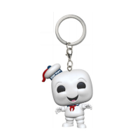 Pop! Keychain Ghostbusters Pocket POP! Vinyl Keychain Stay Puft 4 cm