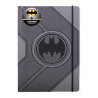 Half Moon Bay Batman A5 Notebook Black Logo