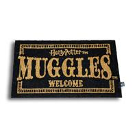 SD Toys Harry Potter Doormat Muggles Welcome 43 x 72 cm