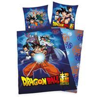Herding Dragon Ball Super Duvet Set Characters 135 x 200 cm / 80 x 80 cm