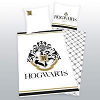 Herding Harry Potter Duvet Set Hogwarts (Gold) 135 x 200 cm / 80 x 80 cm