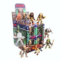 The Loyal Subjects Predator Action Vinyls Mini Figures 8 cm Wave 1 Display (12)