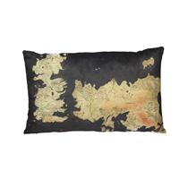 SD Toys Game of Thrones Pillow Westeros Map 55 cm