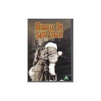 Miracle On 34th Street Original DVD