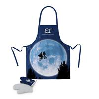 SD Toys E.T. the Extra-Terrestrial cooking apron with oven mitt Poster