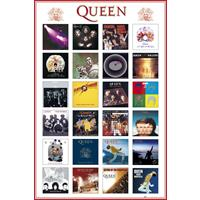GB eye Queen Poster Pack Covers 61 x 91 cm (5)