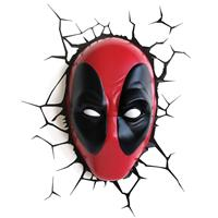 3Dlight Marvel 3D LED Light Deadpool