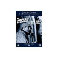 Sherlock Holmes: The Hound of the Baskervilles/Voice of Terror 1942 DVD