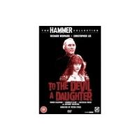 To The Devil A Daughter DVD