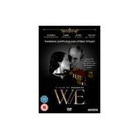 W.E. DVD