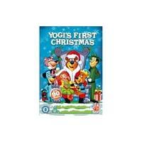 Yogis First Christmas DVD