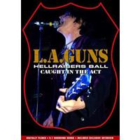 Hellraisers Ball-Caught..