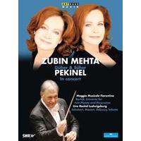 Mozart,Infante,Poulenc - Guher& Suher Pekinel, Zubin Mehta 2