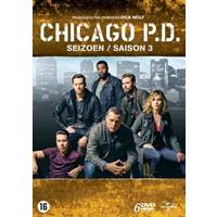 Chicago PD - Seizoen 3 DVD