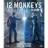 12 Monkeys - Seizoen 2 Blu-ray