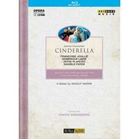 Joulli,Laine,Plaisted,Pater - Cinderella, Lyon 1989 Blu-Ray Wit