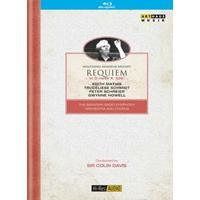 Mathis,Schmidt,Schreier - Requiem Mozart Blu-Ray With HR Au