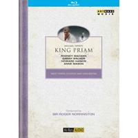 Kent Opera Chorus And Orchestra - King Priam Blu-Ray With HR Audio