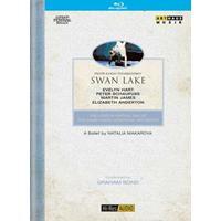 Schaufuss Hart - Swan Lake, Natalia Makarova, Blu-