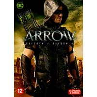 Arrow - Seizoen 4 (DVD)