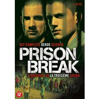 Prison break - Seizoen 3 (DVD)