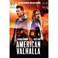 POP,IGGY/HOMME,JOSHUA - AMERICAN VALHALLA DOCUMENTARY DVD