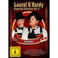 Laurel & Hardy - Slapstick Collection Vol.2