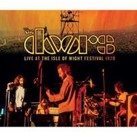 The Doors - LIVE AT THE ISLE OF WIGHT FESTIVAL/ DVD + Video Album