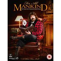 Wwe - For All Mankind - The Life & Career Of Mick Foley