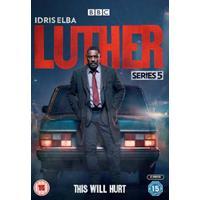 Luther - Seizoen 5 (Blu-ray)