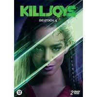 Killjoys - Seizoen 4 (DVD)