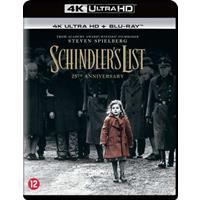 Schindlers List (25th Anniversary) (4K Ultra HD En Blu-Ray)