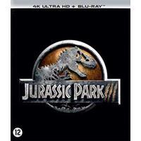 Jurassic Park 3 (4K Ultra HD En Blu-Ray)