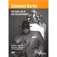 Solomon Burke - King Live At Avo Sessions