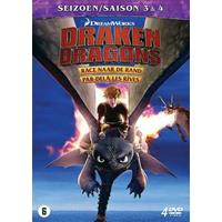 Draken race naar de rand - Seizoen 3&4 (DVD)