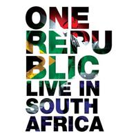 OneRepublic - LIVE IN SOUTH AFRICA DVD + Video Album