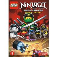 Lego ninjago masters of spinjitzu - Seizoen 8 (DVD)