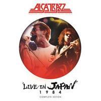 Alcatrazz - LIVE IN JAPAN 1984-BR+CD- CD