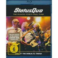 Status Quo - Frantic Fours Final..
