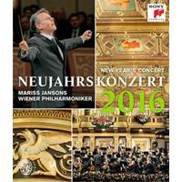 Wiener Philharmoniker - New Years Concert 2016