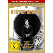 Buster Keaton - Go West/The General