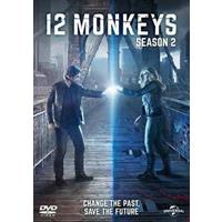 12 Monkeys - Seizoen 2 DVD