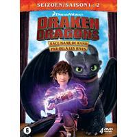 Draken race naar de rand - Seizoen 1&2 (DVD)
