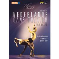 Bella Figura,Sleepless,Birthday - Elegance The Art Of NDT Three Balle