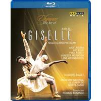 Cullberg Ballett 1988 - Elegance The Art Of Mats Ek Giselle